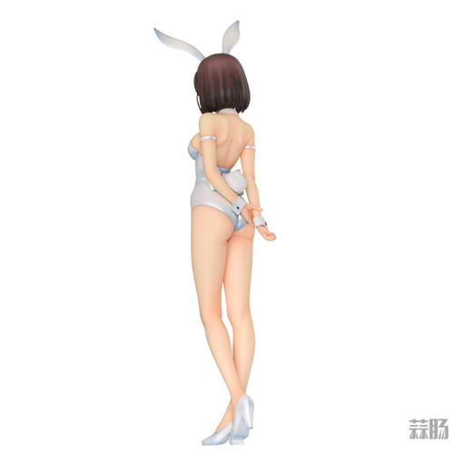 Freeing推出路人女主加藤惠裸足版兔女郎手办 模玩 第8张