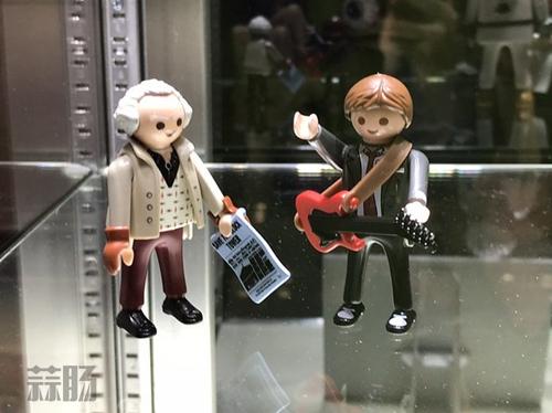 Playmobil 将推出《回到未来》系列玩具 以纪念电影放映35周年 模玩 第2张