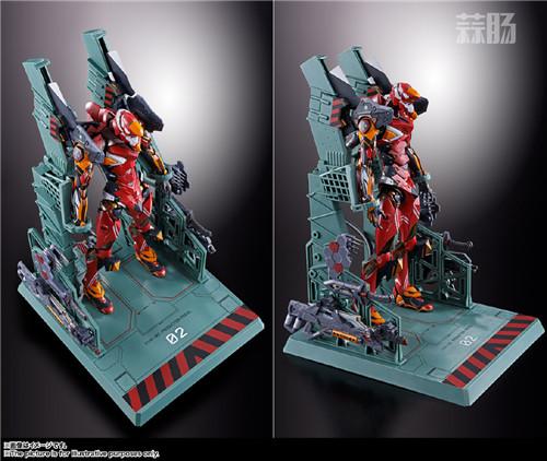 万代公布新世纪福音战士EVA 2号机  模玩 第15张