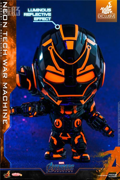 Hot Toys 天猫旗舰店喜迎双11活动创战光速橙1:6钢铁侠等玩具好价 模玩 第15张