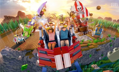 乐高乐园将落户中国上海为中国第三座乐高乐园 模玩 第2张