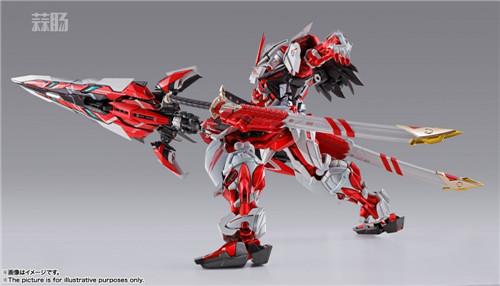 万代公布METAL BUILD 异端高达红色机改 模玩 第9张