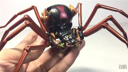 幸运飞艇大师系列MP-46蜘蛛勇士实物图公开 幸运飞艇 第3张