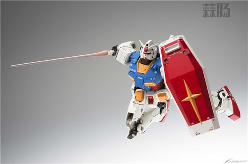 万代明年将再版GUNDAM FIX METAL COMPOSITE RX-78-02 高达  模玩 第5张