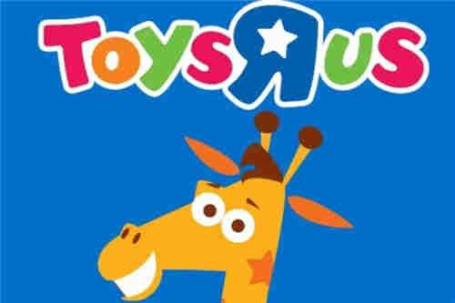 美国玩具反斗城重开店面 长颈鹿回来了