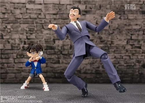 万代 S.H.F《名侦探柯南》江户川柯南 -追迹篇 模玩 第8张