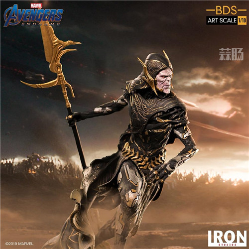 Iron Studios《复仇者联盟:终局之战》灭霸等一众反派 模玩 第6张