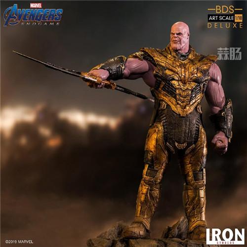 Iron Studios《复仇者联盟:终局之战》灭霸等一众反派 模玩 第11张