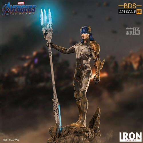 Iron Studios《复仇者联盟:终局之战》灭霸等一众反派 模玩 第9张
