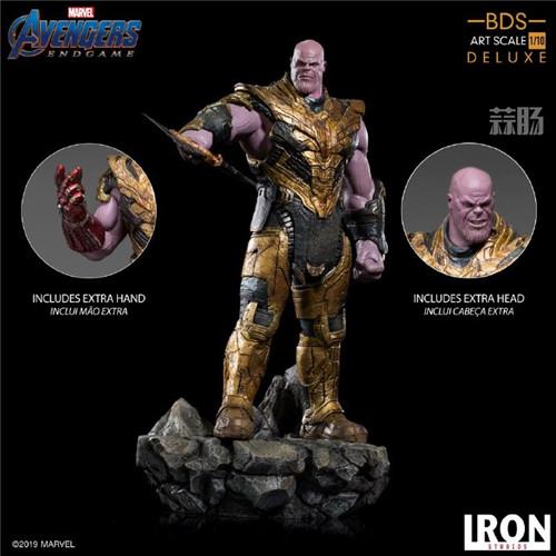 Iron Studios《复仇者联盟:终局之战》灭霸等一众反派 模玩 第10张