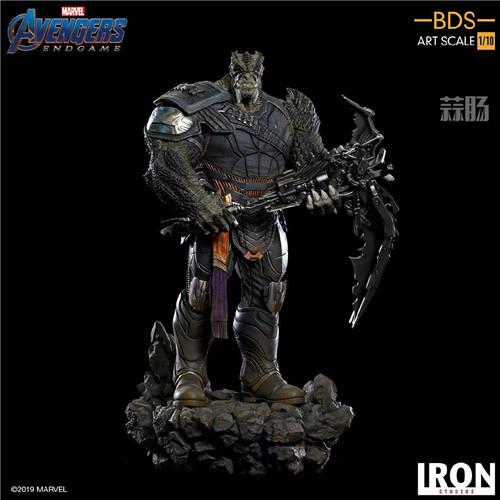 Iron Studios《复仇者联盟:终局之战》灭霸等一众反派 模玩 第7张