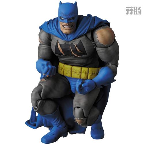 MEDICOM公布蝙蝠侠手办 模玩 第3张
