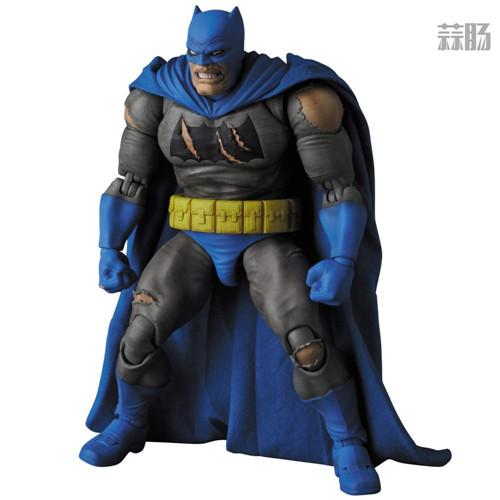 MEDICOM公布蝙蝠侠手办 模玩 第2张