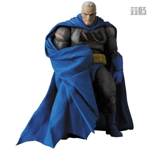 MEDICOM公布蝙蝠侠手办 模玩 第7张