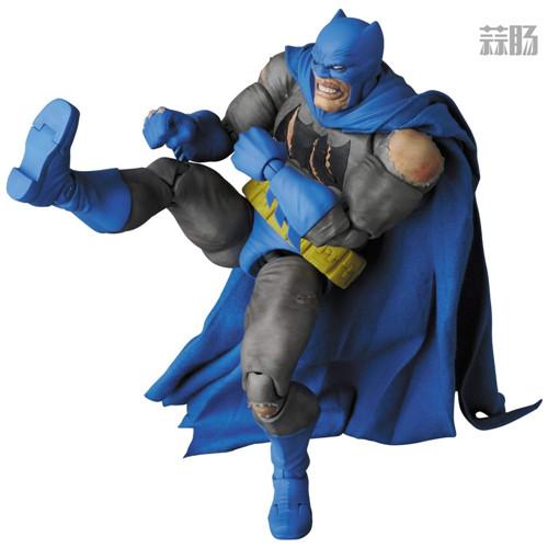 MEDICOM公布蝙蝠侠手办 模玩 第6张