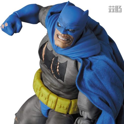 MEDICOM公布蝙蝠侠手办 模玩 第8张