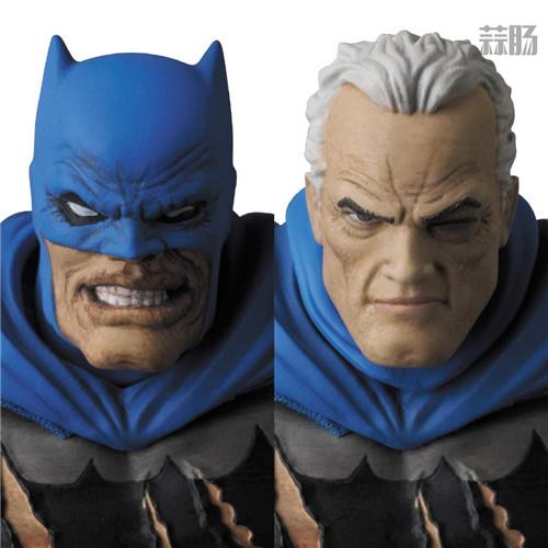 MEDICOM公布蝙蝠侠手办 模玩 第13张