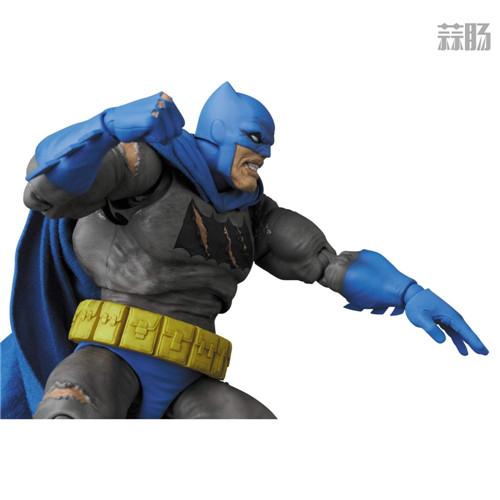 MEDICOM公布蝙蝠侠手办 模玩 第12张
