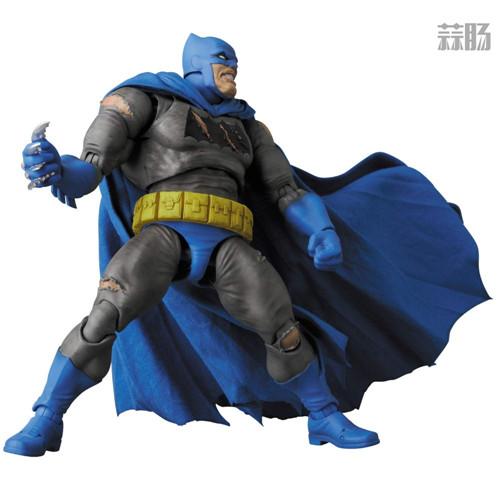 MEDICOM公布蝙蝠侠手办 模玩 第10张