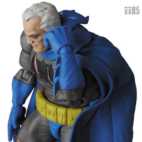MEDICOM公布蝙蝠侠手办 模玩 第9张