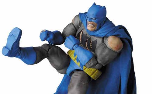 MEDICOM公布蝙蝠侠手办