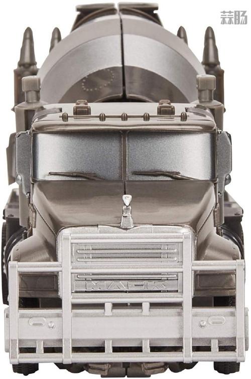 变形金刚工作室系列SS-53大力神搅拌机官图更新 变形金刚 第9张