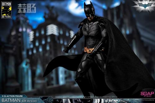 肥皂游发布1:12黑暗骑士蝙蝠侠  模玩 第1张