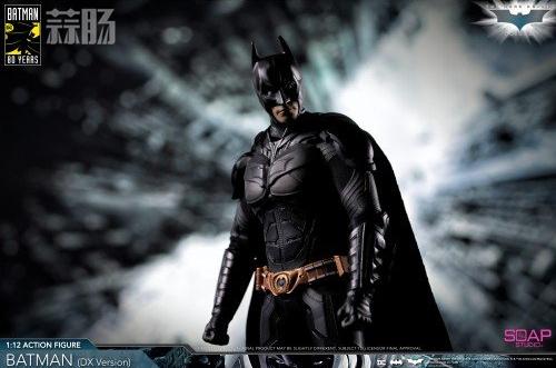 肥皂游发布1:12黑暗骑士蝙蝠侠  模玩 第4张
