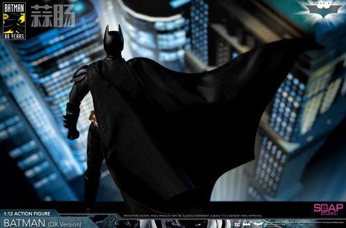 肥皂游发布1:12黑暗骑士蝙蝠侠  模玩 第5张