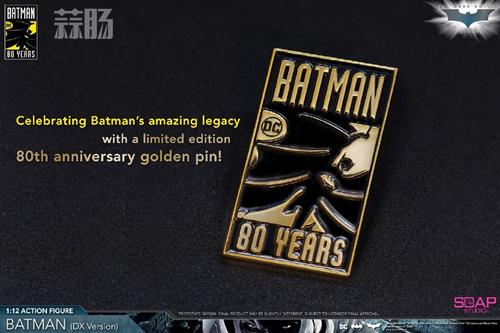 肥皂游发布1:12黑暗骑士蝙蝠侠  模玩 第6张