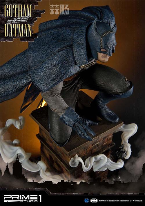 P1S发布1/5蝙蝠侠雕像 模玩 第6张