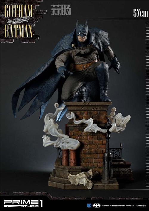 P1S发布1/5蝙蝠侠雕像 模玩 第8张