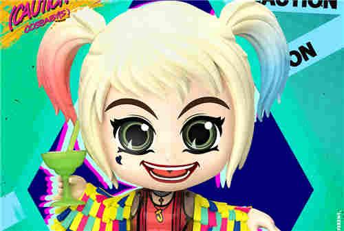 Hot Toys推出《猛禽小队》哈莉•奎茵COSBABY迷你珍藏人偶