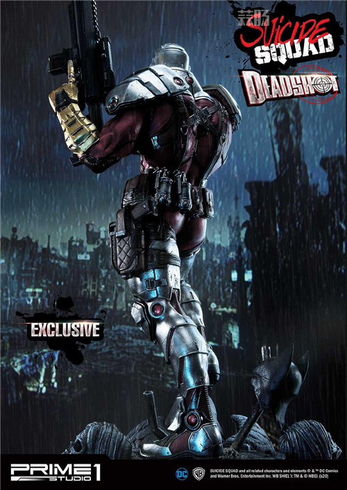 P1S发布《自杀小队》 1/3死射 雕像 死射 自杀小队 P1S Prime 1 Studio 模玩  第3张