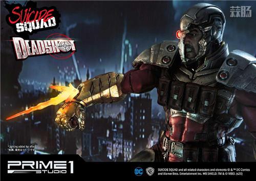 P1S发布《自杀小队》 1/3死射 雕像 死射 自杀小队 P1S Prime 1 Studio 模玩  第6张