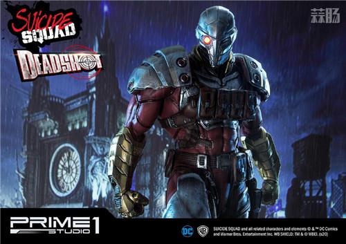 P1S发布《自杀小队》 1/3死射 雕像 死射 自杀小队 P1S Prime 1 Studio 模玩  第7张
