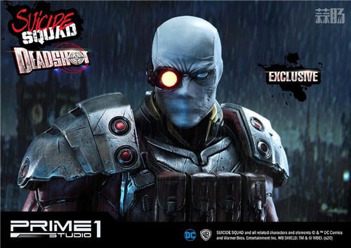 P1S发布《自杀小队》 1/3死射 雕像 死射 自杀小队 P1S Prime 1 Studio 模玩  第9张