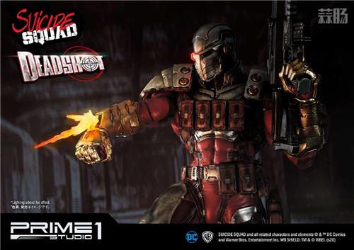 P1S发布《自杀小队》 1/3死射 雕像 死射 自杀小队 P1S Prime 1 Studio 模玩  第8张