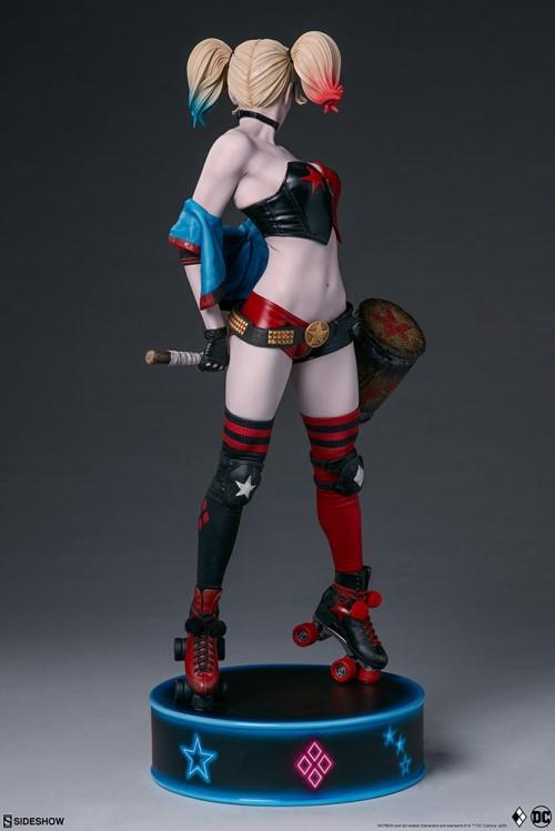 Sideshow 公布DC漫画版小丑女——哈莉奎茵 模玩 第7张