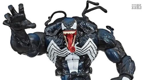 孩之宝推出独立发售款Marvel Legends怪兽毒液 模玩 第1张