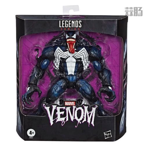 孩之宝推出独立发售款Marvel Legends怪兽毒液 模玩 第2张