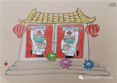 """""""最美逆行者""""白衣天使专刊作品展示 动漫 第25张"""