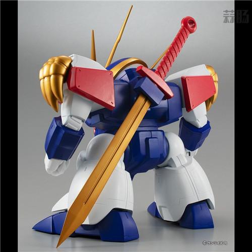 万代推出30厘米高《龙神斗士》龙神丸 售价高达41800日元 模玩 第3张