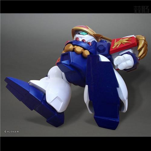 万代推出30厘米高《龙神斗士》龙神丸 售价高达41800日元 模玩 第8张