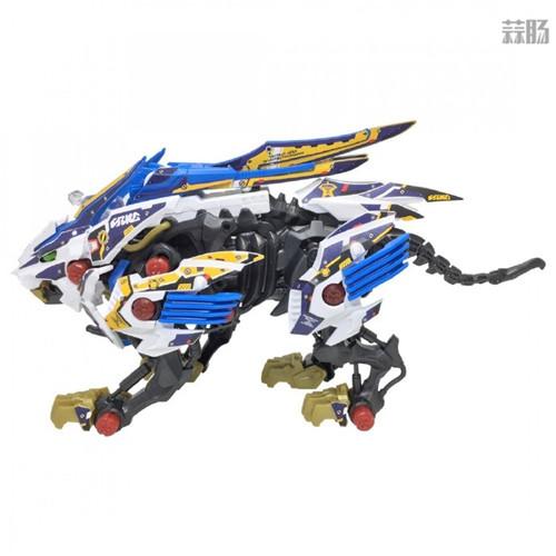 Takara Tomy公开索斯机械兽联动《梦幻之星OL2》ZW01荒野长牙狮 模玩 第3张