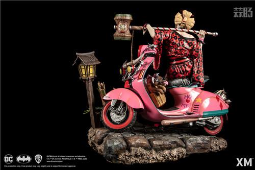 XM Studios推出武士系列哈莉·奎茵 1:4雕像 XM Studios DC漫画 哈莉·奎茵 小丑女 模玩  第3张