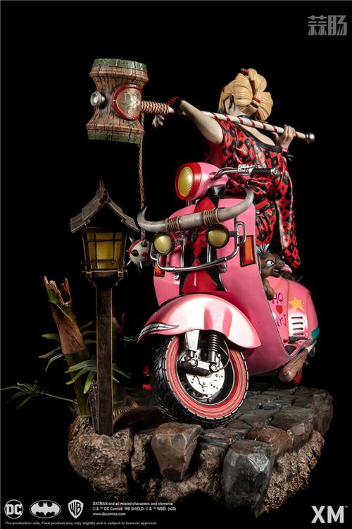 XM Studios推出武士系列哈莉·奎茵 1:4雕像 模玩 第5张