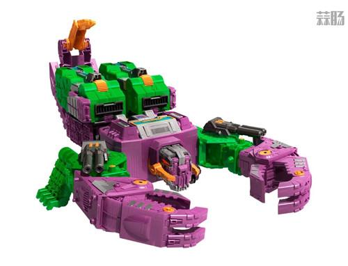 变形金刚地球崛起萨克巨人与天猫号等多款玩具渲染图放出 变形金刚 第2张