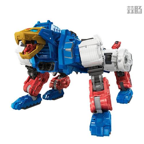 变形金刚地球崛起萨克巨人与天猫号等多款玩具渲染图放出 变形金刚 第6张