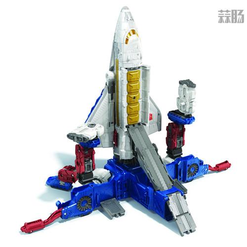 变形金刚地球崛起萨克巨人与天猫号等多款玩具渲染图放出 变形金刚 第5张